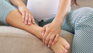 علاج احتباس الماء في جسم الحامل