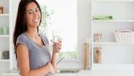 فوائد ماء الكادي للحمل