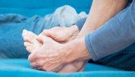 علاج الوذمة واحتباس السوائل في الساقين