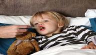 علاج الكحة عند الأطفال وقت النوم