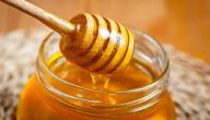علاج حساسية الجلد بالعسل