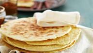 طريقة عمل خبز ماك عربي