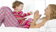 تطورات نمو الطفل في الشهر الخامس
