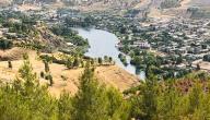 معلومات عن بحيرة دوكان