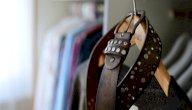 كيفية التخلص من الرطوبة في خزانة الملابس
