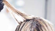 طريقة علاج الشعر بعد سحب اللون