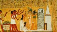 كيف كانت نهاية الحضارة الفرعونية