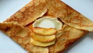 طريقة عمل كريب مالح بالجبن