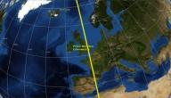 أهمية خطوط الطول ودوائر العرض