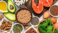 فوائد الأحماض الدهنية