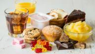 أضرار تناول السكريات
