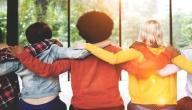 موضوع تعبير عن التعاون والتسامح