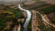 معلومات عن نهر الأردن