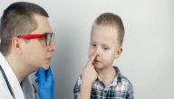 أعراض اللحمية عند الكبار