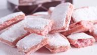 طريقة عمل حلويات باردة بالبسكويت