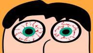 أسباب احمرار بياض العين المفاجئ