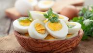 ما هي فوائد البيض