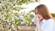 أعراض حساسية الجهاز التنفسي