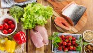 معلومات عن الغذاء المتوازن