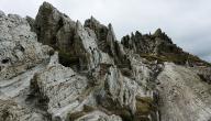 معلومات عن الصخور المتحولة