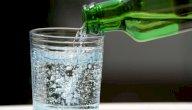 فوائد المياه الفوارة