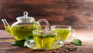 فوائد الشاي الأخضر الصيني