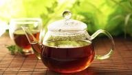 فوائد الشاي للشعر