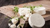 طريقة حفظ الجبنة البيضاء