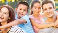 موضوع تعبير عن الأسرة السعيدة