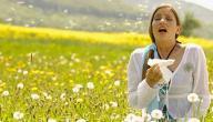 علاج حساسية الربيع بالأعشاب الطبيعية