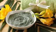 فوائد الطين الأخضر