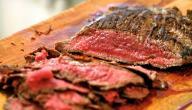 طريقة عمل ستيك اللحم بالصوص البني
