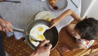 فوائد البيض للأطفال