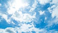 أنواع الغيوم وأشكالها