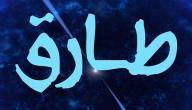 معنى اسم طارق