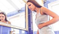 أسباب تحجر البطن لغير الحامل