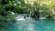أنواع المياه في الطبيعة