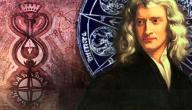 نيوتن والجاذبية الأرضية
