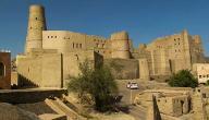 تاريخ بناء القلاع