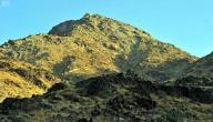 معلومات عن جبل ثور