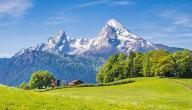 ما هي أعلى قمة في جبال الألب