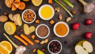 أكلات تقوي المناعة