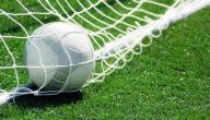 موضوع تعبير عن رياضة كرة القدم