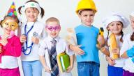 تعبير عن مهنة الطبيب للأطفال