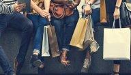 تعبير عن التسوق