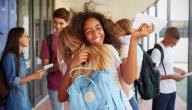 تعبير عن الصديق المفضل في المدرسة