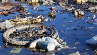بحث عن تلوث المياه