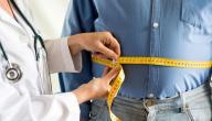 معدل نزول الوزن بعد عملية التكميم
