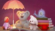 قصص للأطفال في عمر السنتين
