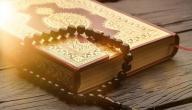 من هو الصحابي الذي ذكر في القرآن